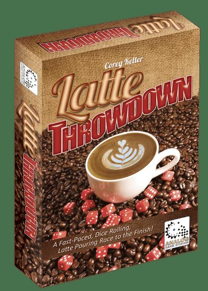 Latte Throwdown jeu