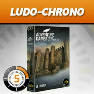 LUDOCHRONO – Adventure Games : Le donjon