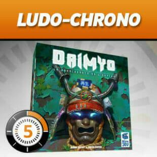 LUDOCHRONO – Daimyo: La renaissance de l'empire