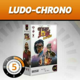 LUDOCHRONO – Time Bomb Evolution