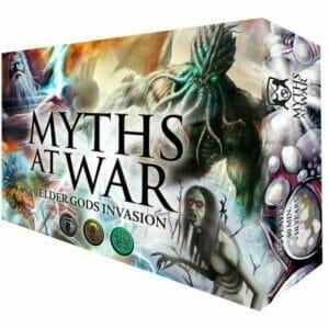 Myths at War (Aztec, Greek, and Elder One)