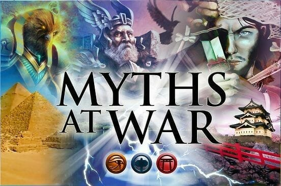 Myths at War (Nordic, Egyptian, and Japanese)