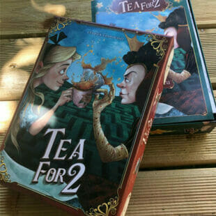 Tea for 2 … and 2 for tea…