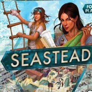 Seastead : Un jeu de plateforme