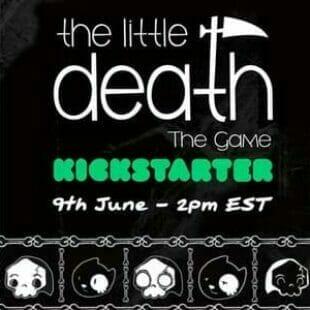 La petite Mort fait son entrée sur Kickstarter