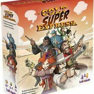 Colt Super Express : Le train sifflera (pas) 3 fois