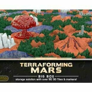 Terraforming Mars : un nouveau KS s'annonce