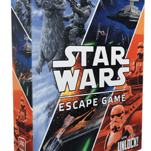 Le test de Unlock! Star Wars Escape Game