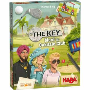 Le test de The Key – Meurtres au Golf d'Oakdale
