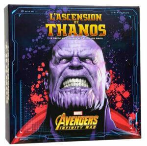 Avengers – L'ascension de Thanos-Couv-Jeu de société-Ludovox