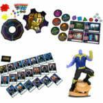 Avengers – L'ascension de Thanos-Materiel-Jeu de société-Ludovox