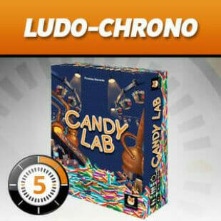 LUDOCHRONO – Candy Lab