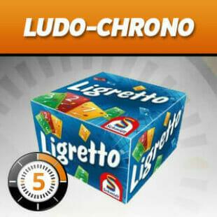 LUDOCHRONO – Ligretto
