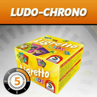 LUDOCHRONO – Ligretto Kids