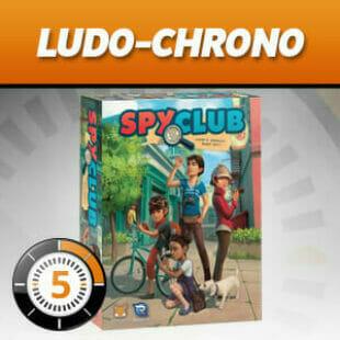LUDOCHRONO – Spy Club