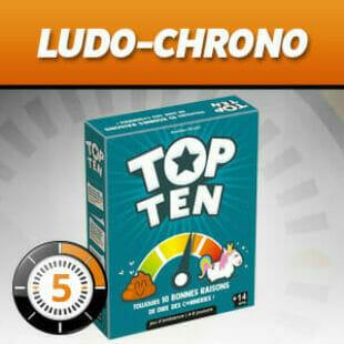 LUDOCHRONO – Top ten