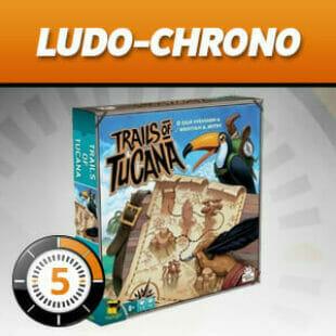 LUDOCHRONO – Trails of Tucana