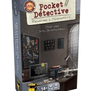 Pocket Detective – Meurtre à l'université
