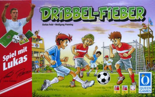 Spiel mit Lukas Dribbel Fieber