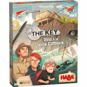 The Key Vols à la villa Clifford