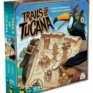 Le test de Trails of Tucana