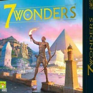 7 Wonders va connaître une nouvelle édition pour ses 10 ans