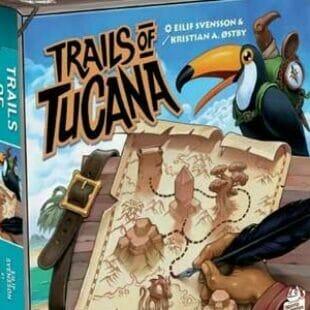 Trails of Tucana arrive chez Matagot