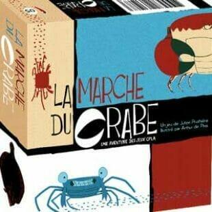 La Marche du Crabe : le coopératif pour 2 joueurs de cet été
