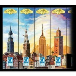 Stefan Feld City Collection : le retour des classiques