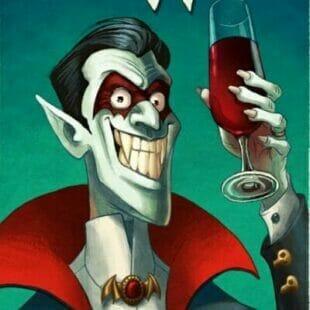 Small is beautiful # 29 : Dracula fiesta Sangria, Adventure Games Le donjon, Yozu, Pop it, RRR, Tea for two, Nine tiles Panic