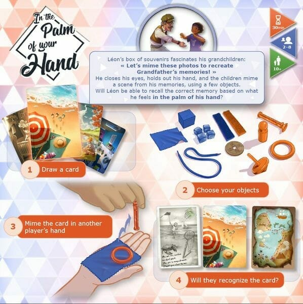 in the palm of your hand boite de jeu