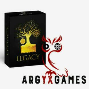 LEGACY: Quest for a Family Treasure, l'escape à domicile