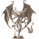 massive darkness 2 figurine