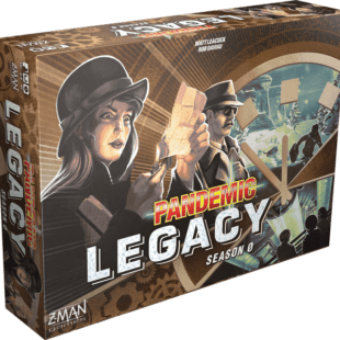 Le test de Pandemic Legacy : Saison 0