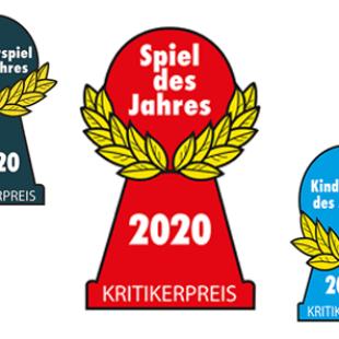 Spiel des Jahres 2020, les noms des gagnants