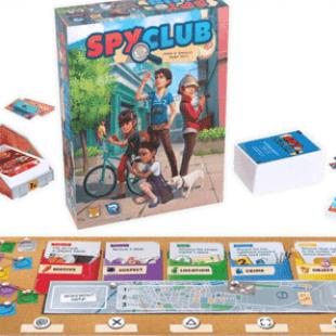 Spy Club : les petits détectives bientôt sur les étals