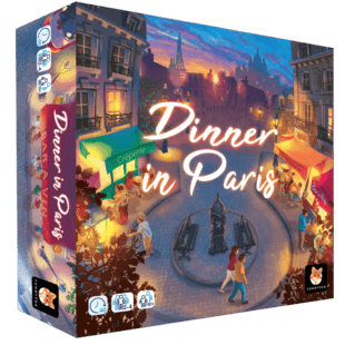 Le test de Dinner in Paris