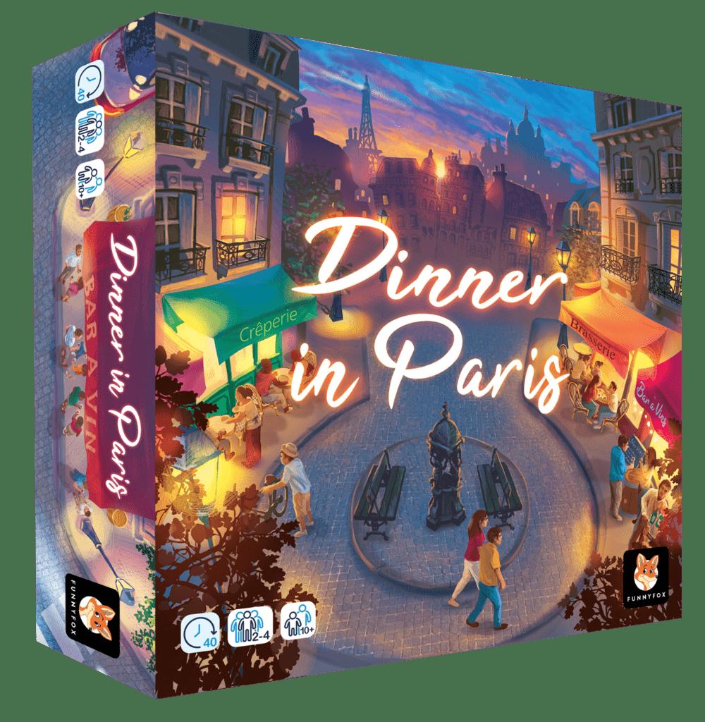 Dinner in Paris-Couv-Jeu de société-Ludovox