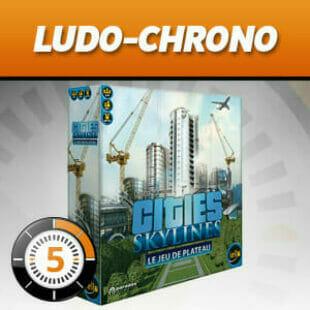 LUDOCHRONO – Cities Skylines