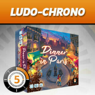 LUDOCHRONO – Dinner in Paris