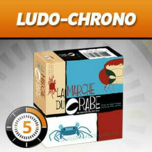 LUDOCHRONO – La marche du crabe