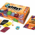 Maskot-Materiel-Jeu de société-Ludovox