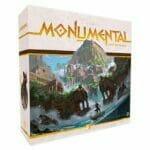 Monumental The Lost Kingdoms-Couv-Jeu de société-Ludovox