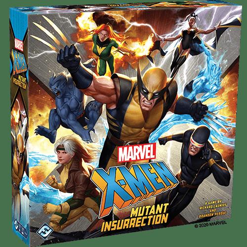 Xmen Mutant Insurrection cover