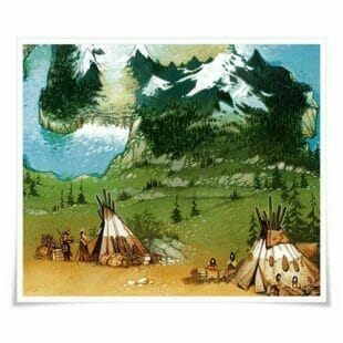 Lewis & Clark, The Expedition : Course dans le Grand Ouest