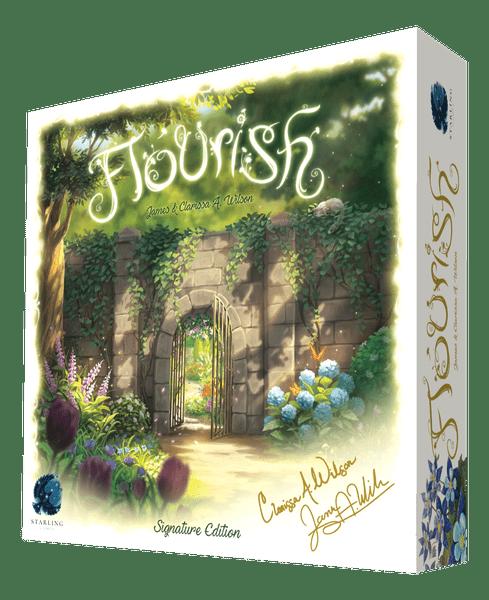 flourish jeu