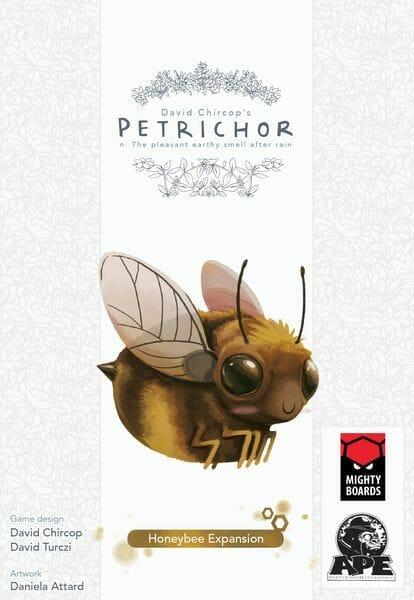 petrichor abeilles