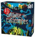 À La Conquête Des Catacombes-Couv-Jeu de société-Ludovox