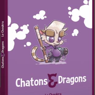 Chatons & Dragons – LA BD dont tu es le petit héros