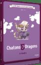 Chatons & Dragons-Couv-Jeu de société-Ludovox